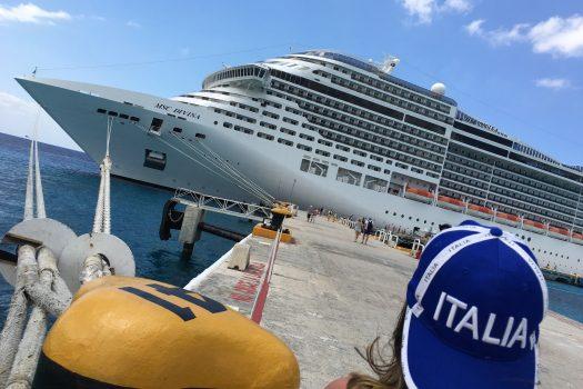 """DIVINA"" – MSC Caribbean Cruise"