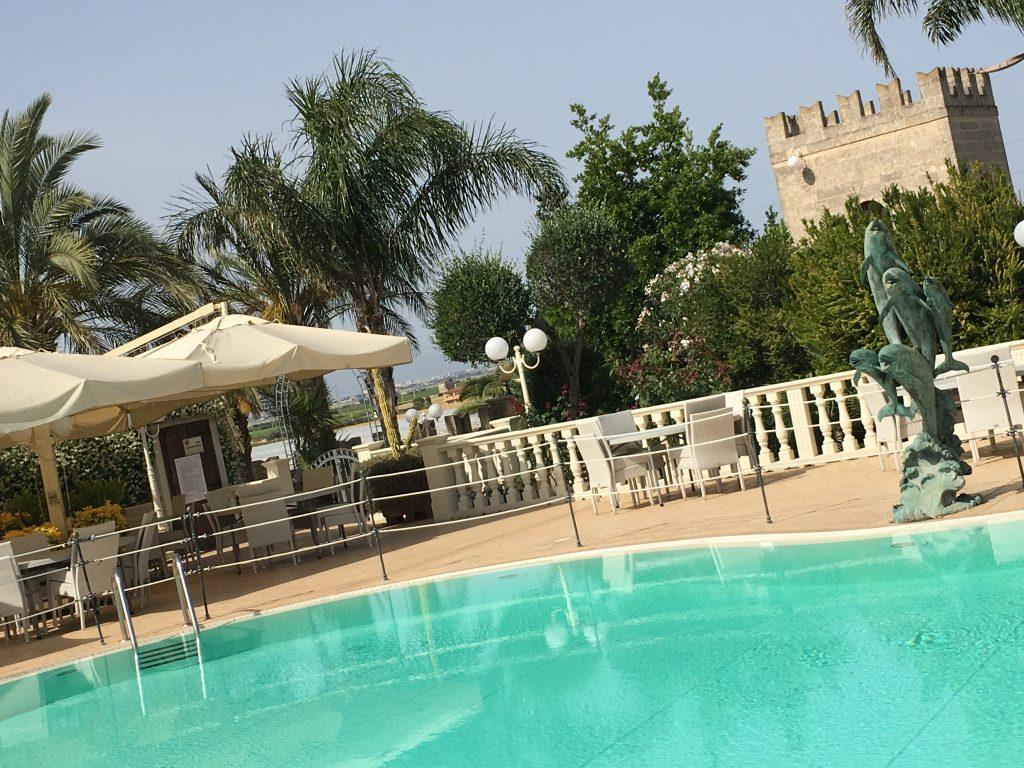 pool puglia hotel
