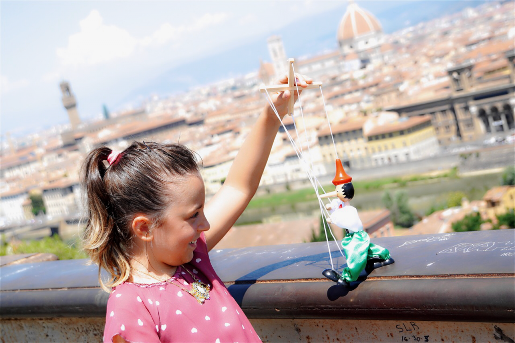 love Pinocchio Firenze