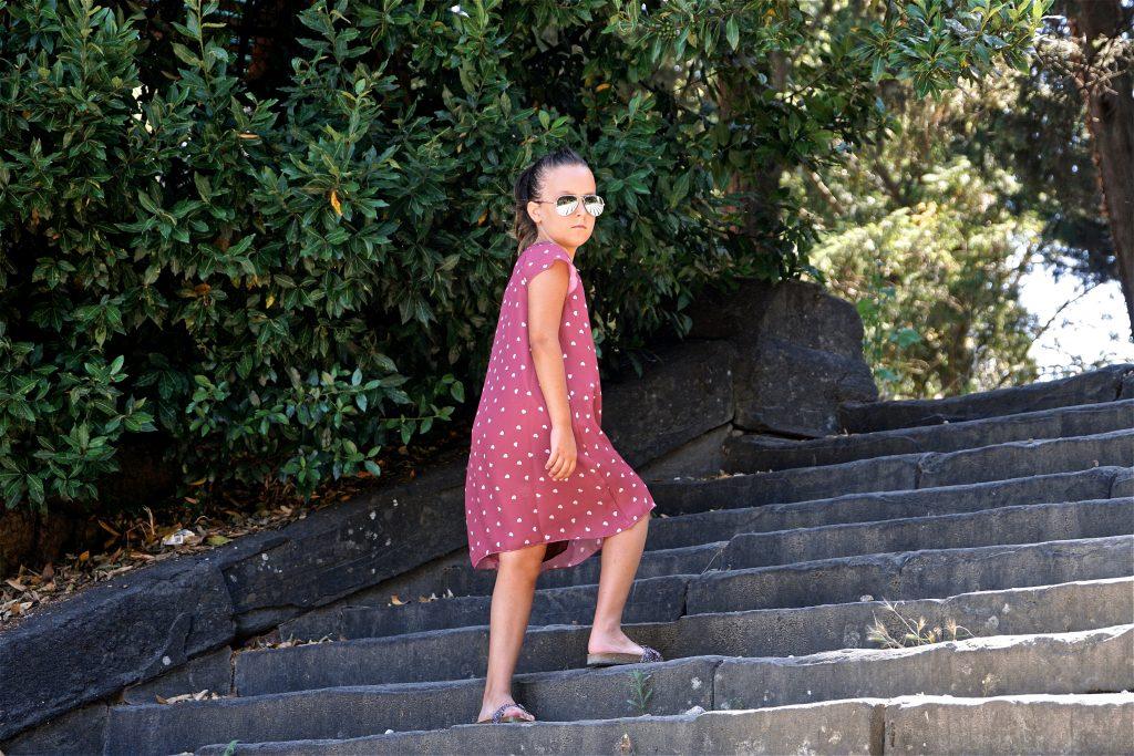 kids travel blog firenze