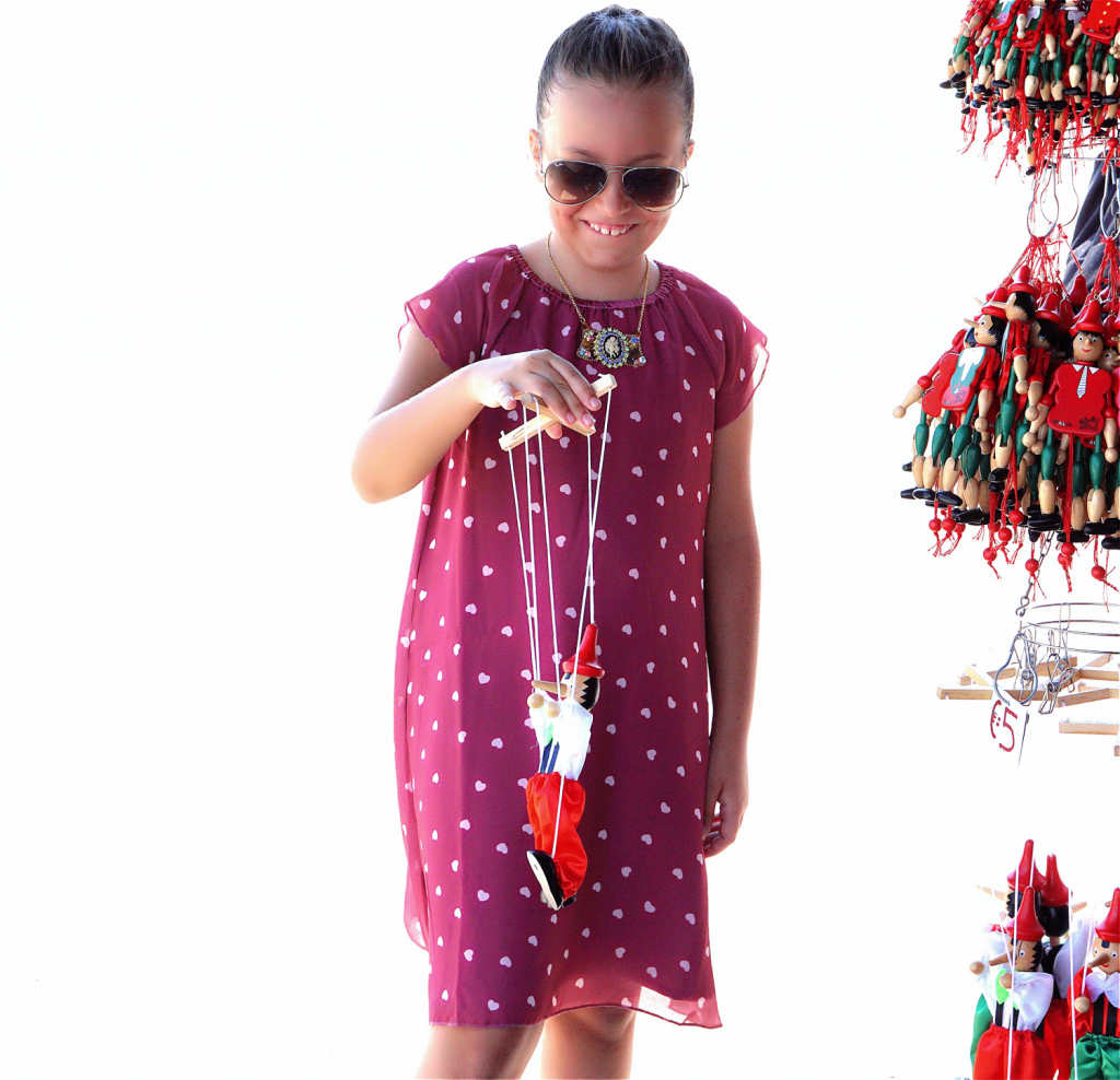 bonprix dress